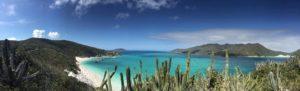 O paraíso logo ali em Arraial do Cabo