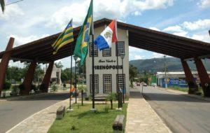 Fim de semana em Pirenópolis - Goiás