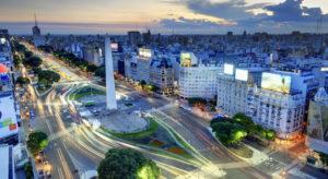 Buenos Aires - A capital portenha