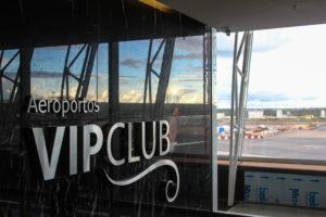 sala vip de Brasília