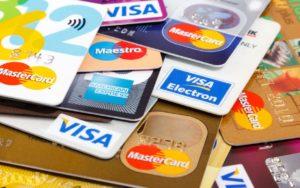 Cartões de crédito e milhas aéreas