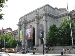 Museu Americano de História Natural Nova York