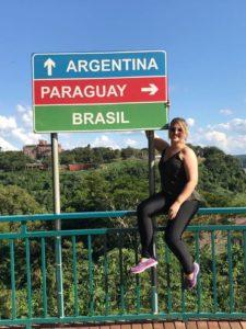 jess viaja foz do iguaçu