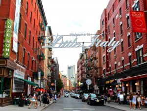 little italy nova york