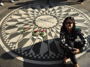 Strawberry Fields Nova York