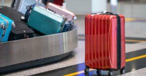 Como funciona o sistema de bagagem de um voo?