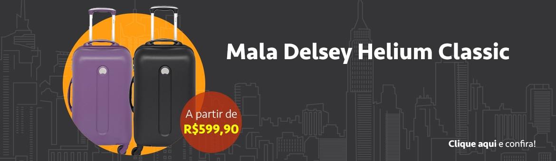Mala Delsey Helium Classic
