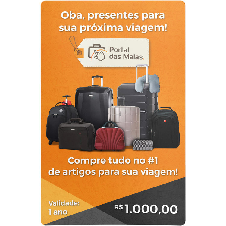 Gift Card R$1000