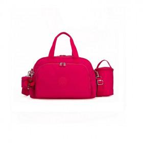 bolsa-de-mão-kipling-camama-pink