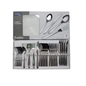 faqueiro-sunshine-com-24-peças-prata