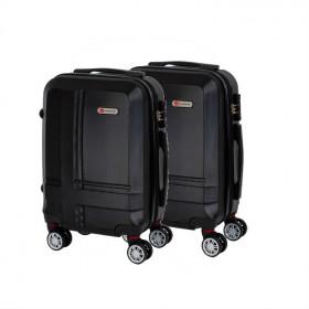 kit-mala-de-bordo-travelux-arosa-duas-peças-preta