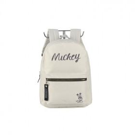mochila-disney-mickey-mouse-cinza