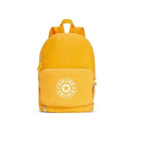 mochila-de-passeio-kipling-classic-niman-fold-amarela