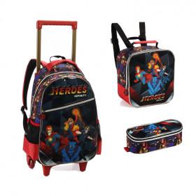 mochila-com-rodas-+-lancheira-+-estojo-heroes-infinity-preto
