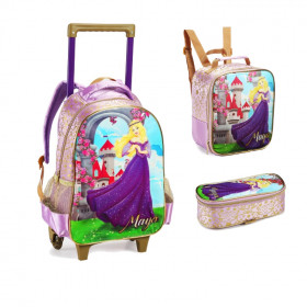 mochila-com-rodinhas-+-lancheira-+-estojo-princesa-maya-lilás