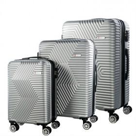 conjunto-de-malas-travelux-davos-prata