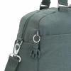 sacola-de-viagem-kipling-deny-verde-chaveiro