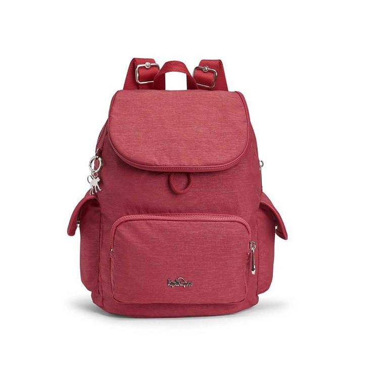 mochila-de-passeio-kipling-city-pack-s-vermelha