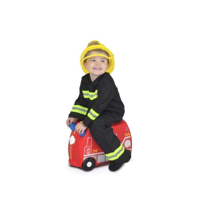 mala-trunki-bombeiro-frank-tamanho-p-vermelha-detalhe-criança-sentada
