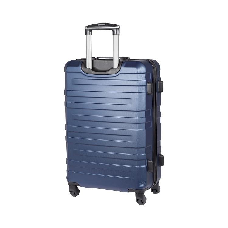 mala-travelux-lugano-tamanho-m-azul-marinho-detalhe-pés-de-apoio-lateral