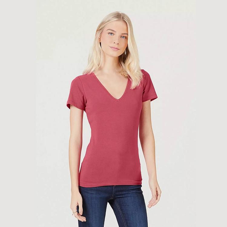 blusa-hering-feminina-básica-decote-v-com-elastano-p-vermelha