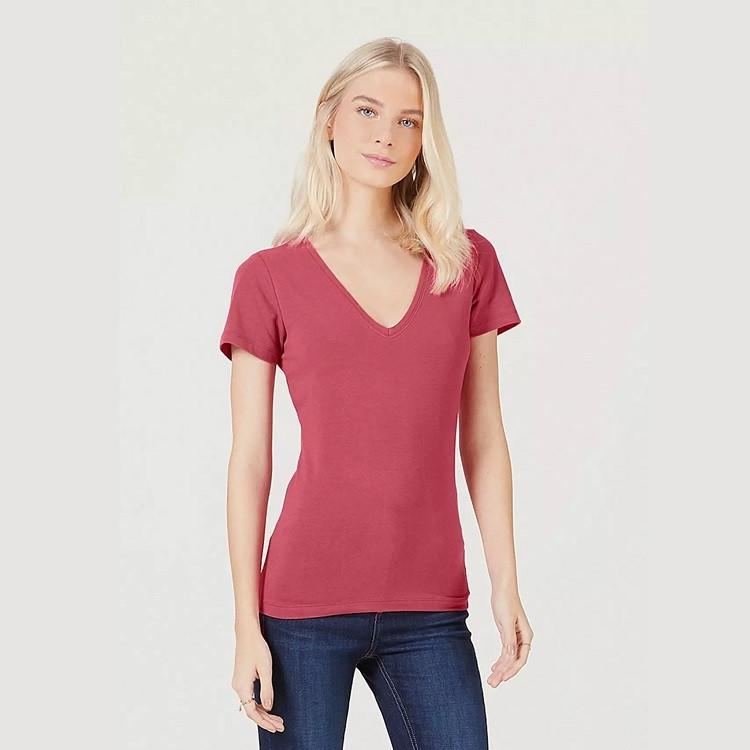 blusa-hering-feminina-básica-decote-v-com-elastano-xg-vermelha