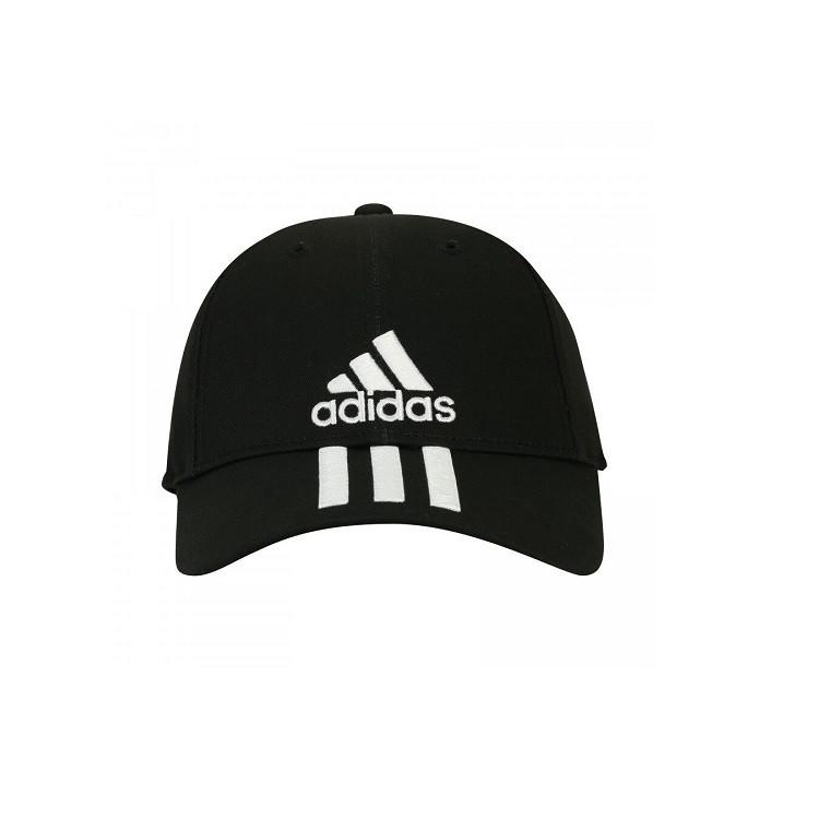 boné-adidas-aba-curva-ess-2-stripes-cotton-preta-detalhe-frente