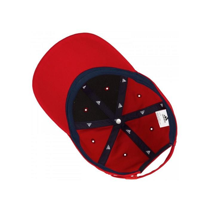 boné-adidas-aba-curva-arsenal-vermelho-detalhe-parte-interna