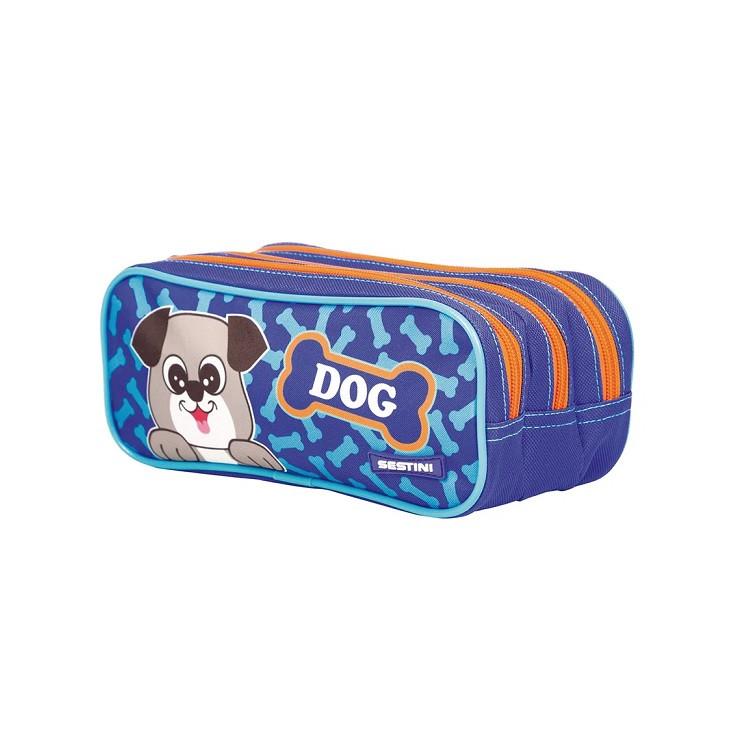estojo-sestini-pets-x-dog-azul-lateral