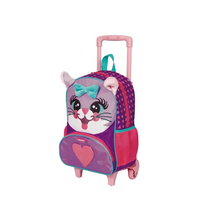 mochila-sestini-pets-x-cat-com-rodas-roxa-lateral