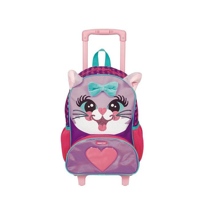 mochila-sestini-pets-x-cat-com-rodas-roxa