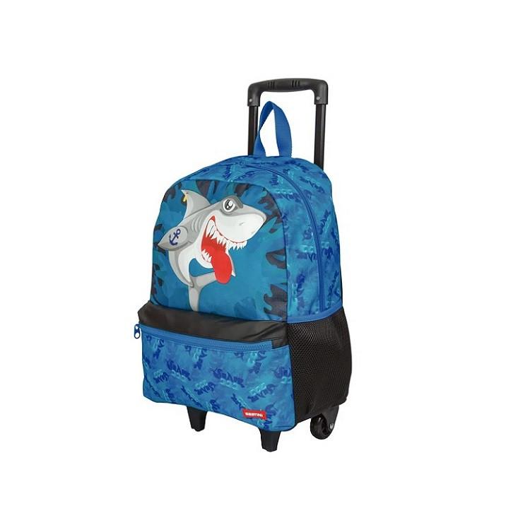 mochila-sestini-tubarão-com-rodas-azul-lateral