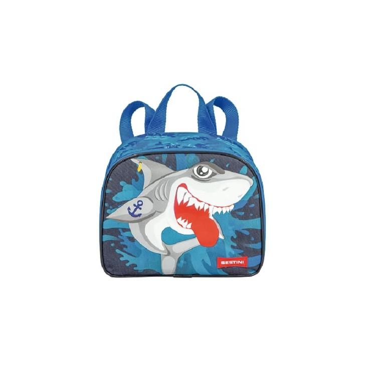 lancheira-sestini-tubarão-azul