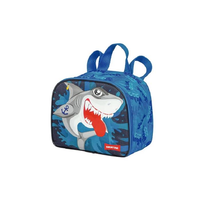 lancheira-sestini-tubarão-azul-lateral