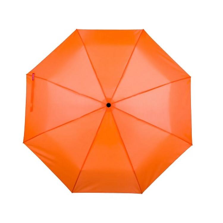 guarda-chuva-sestini-pequeno-manual-laranja-aberto