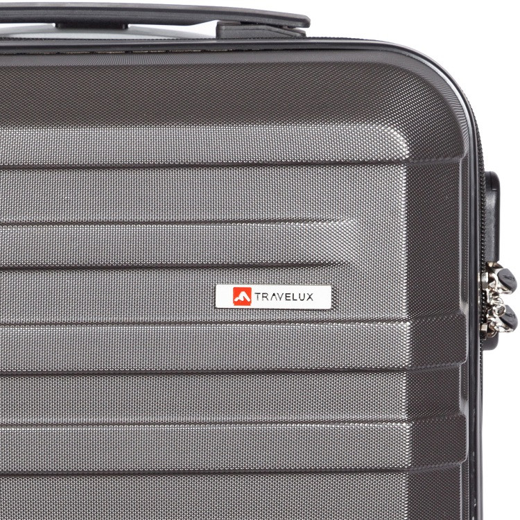 mala-travelux-lugano-tamanho-m-cinza-detalhe-logo