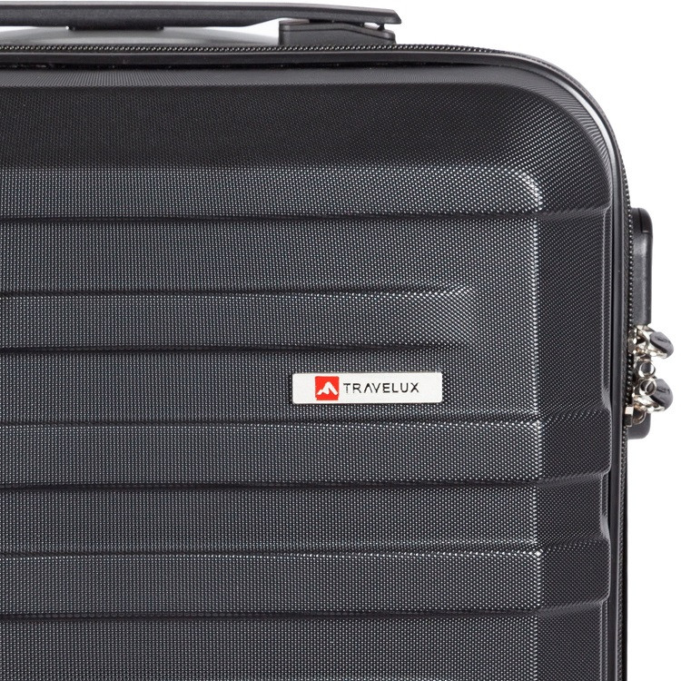 mala-travelux-lugano-preta-detalhe-logo