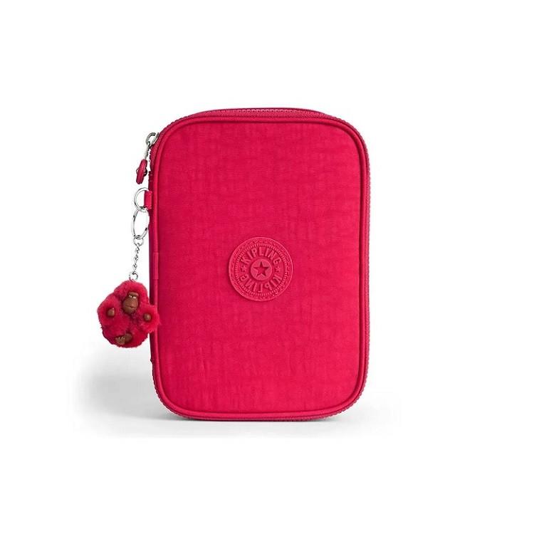 estojo-kipling-100-pens-pink