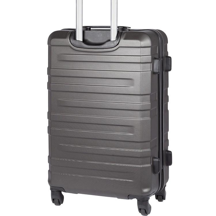 mala-travelux-lugano-tamanho-m-cinza-detalhe-pés-de-apoio-lateral