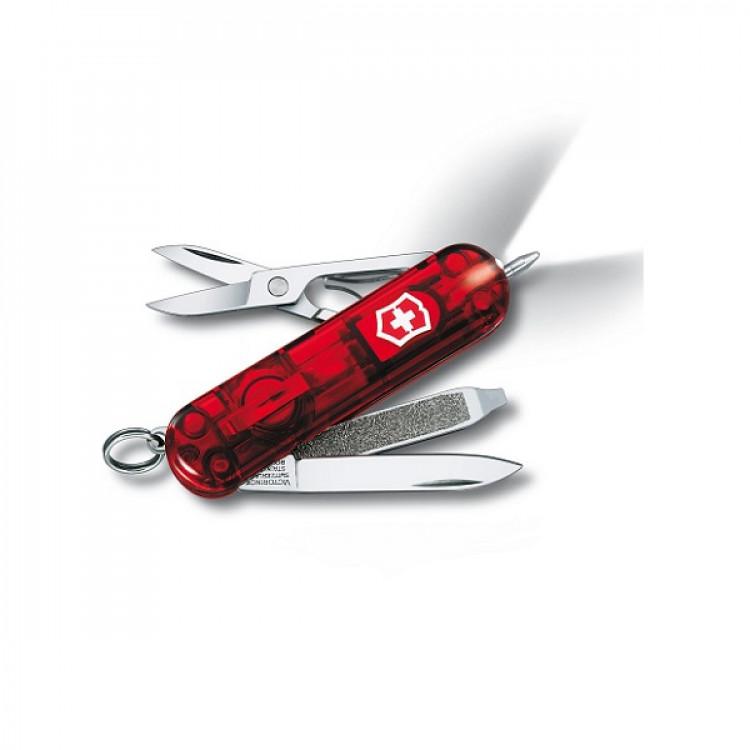 canivete-victorinox-signature-lite-7-funções-vermelho-translúcido