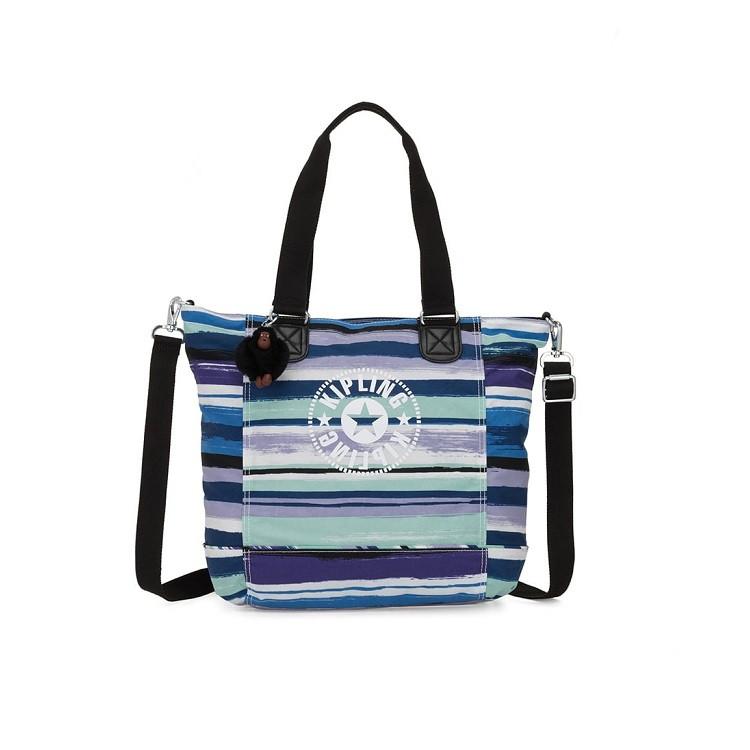 bolsa-de-ombro-kipling-new-shopper-c-azul