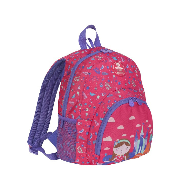 mochila-xtrem-by-samsonite-power-princess-castle-rosa-lateral