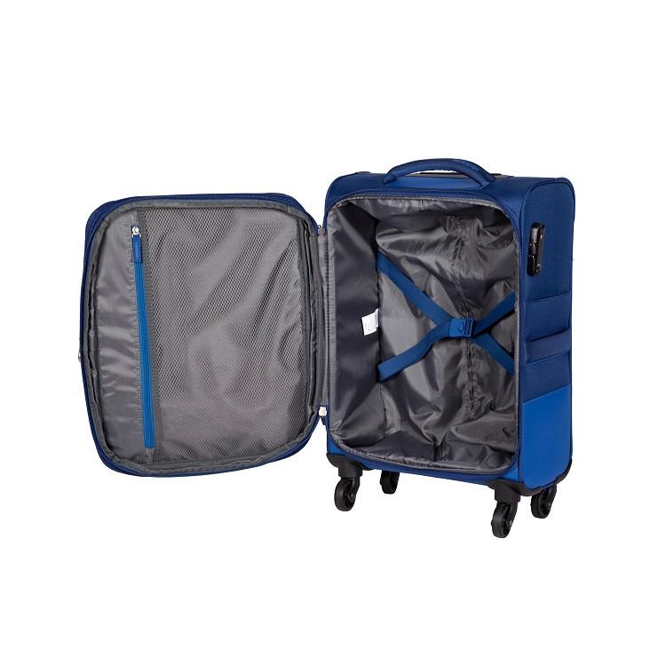 mala-amarecinan-tourister-by-samsonite-instant-tamanho-p-azul-detalhe-aberta