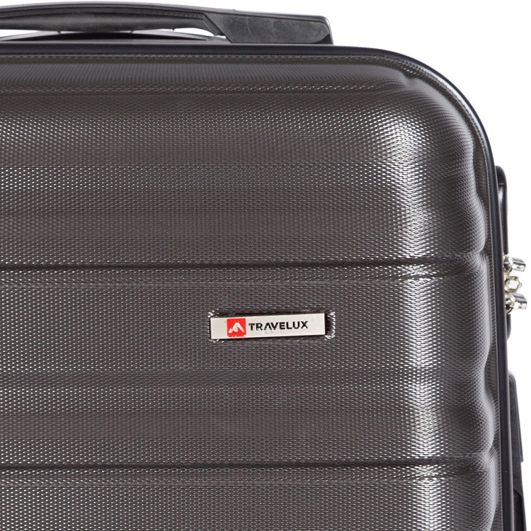 mala-travelux-geneva-tamanho-p-cinza-escuro-detalhe-logo