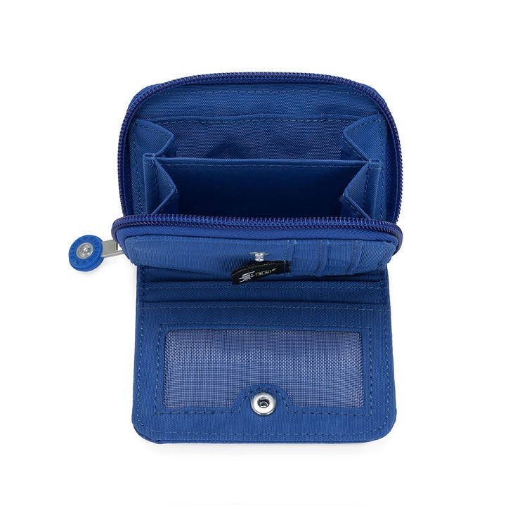 carteira-kipling-tops-azul-detalhe-aberta