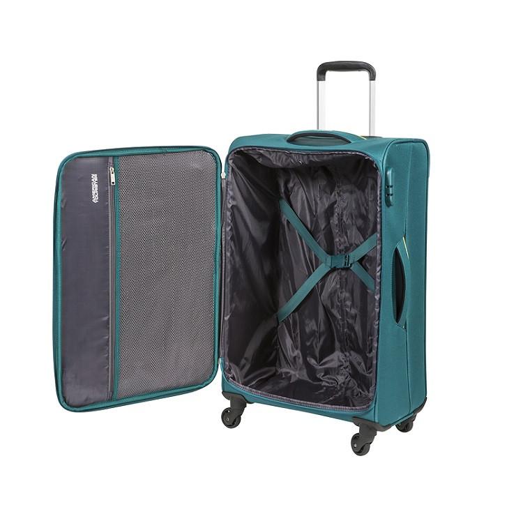 mala-american-tourister-by-samsonite-stirling-light-tamanho-m-verde-detalhe-aberta