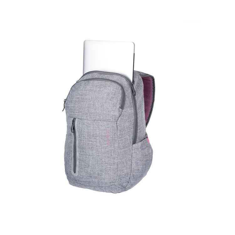mochila-samsonite-para-notebook-dart-cinza-compartimento-notebook