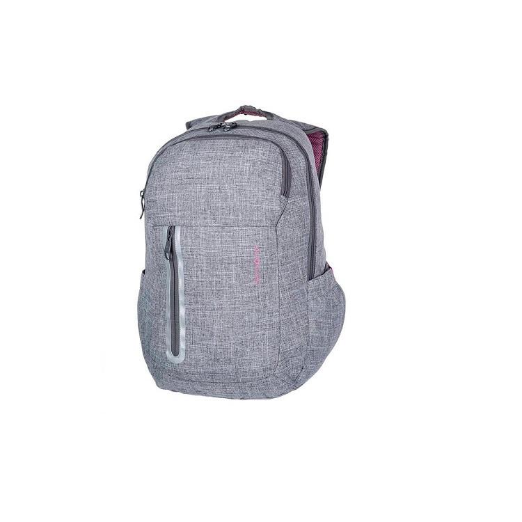 mochila-samsonite-para-notebook-dart-cinza-lateral