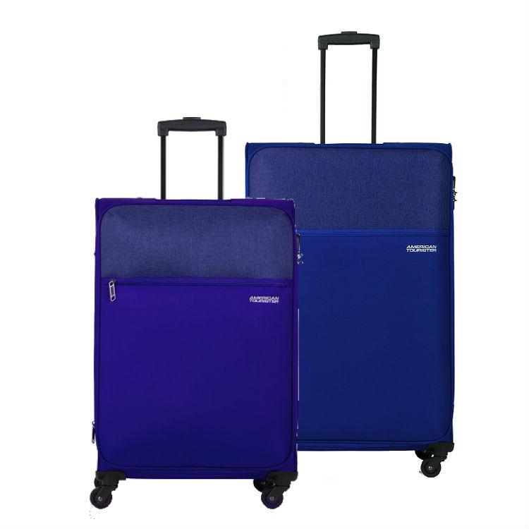 conjunto-de-malas-american-tourister-by-samsonite-frankfurt-com-duas-peças-m-e-g-azul