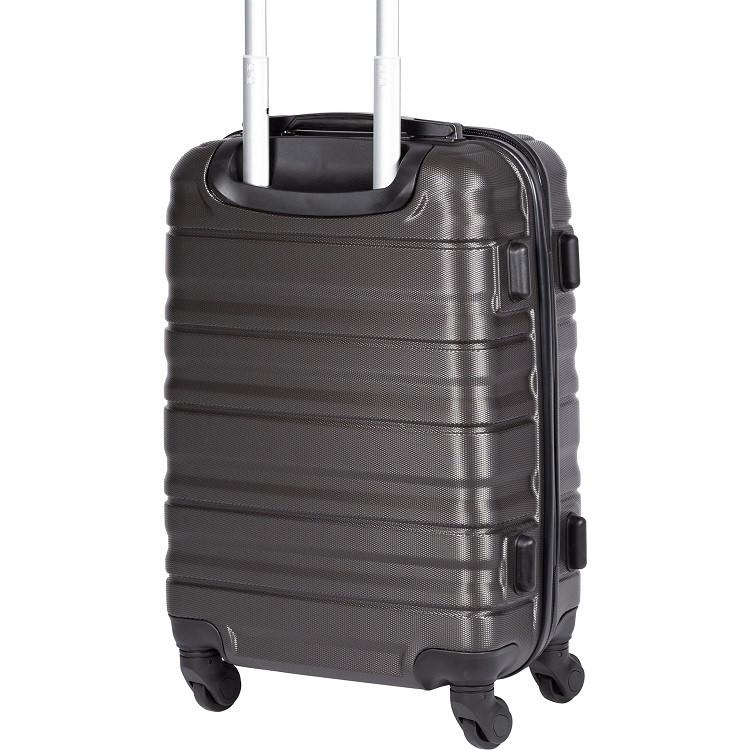 mala-travelux-geneva-tamanho-p-cinza-detalhe-pés-de-apoio-lateral